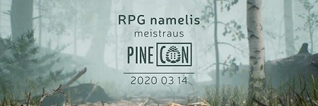 RPG Namelis Meistraus PineCon 2020